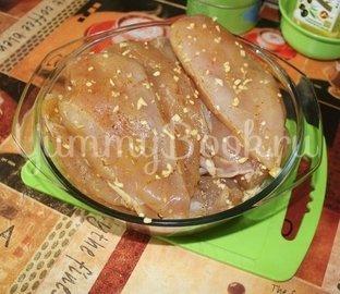 Вяленые куриные грудки (филе) - шаг 2
