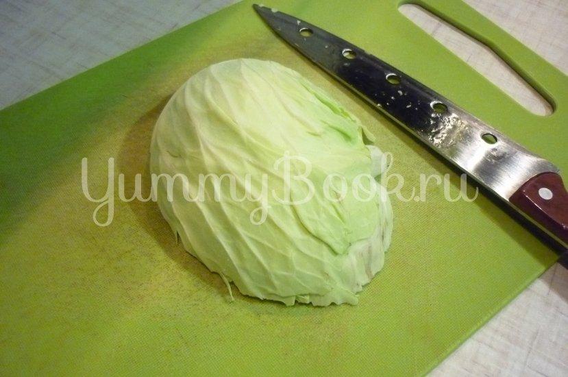 Простые капустные тефтельки - шаг 7