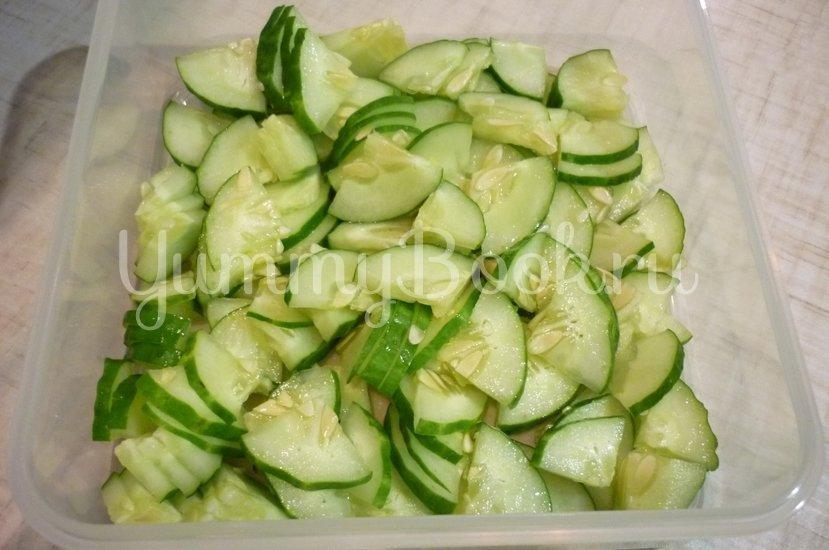 Лёгкий весенний салат с помело - шаг 3