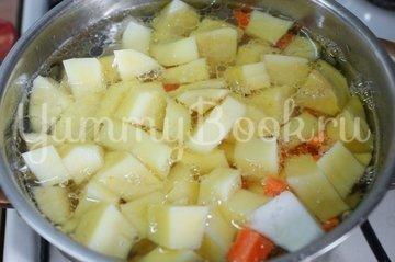 Суп-пюре из корня сельдерея и картофеля - шаг 5