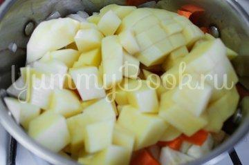 Суп-пюре из корня сельдерея и картофеля - шаг 4
