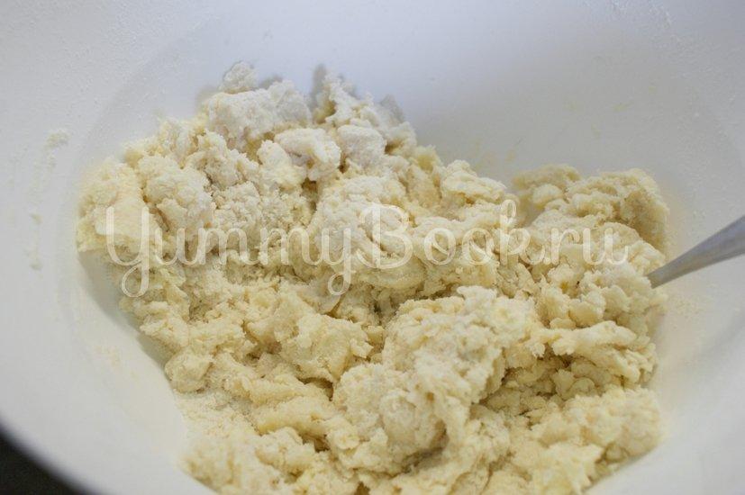 Печенье с клубникой и черешней - шаг 2
