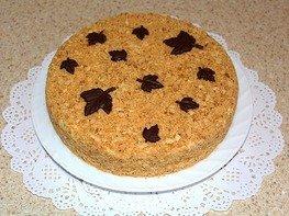 Торт «Любимый Наполеон»
