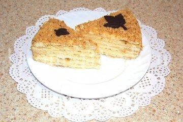 Торт «Любимый Наполеон» - шаг 14