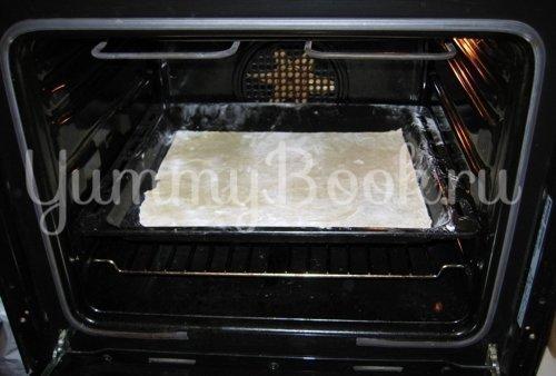 Торт Наполеон со сметаной - шаг 10