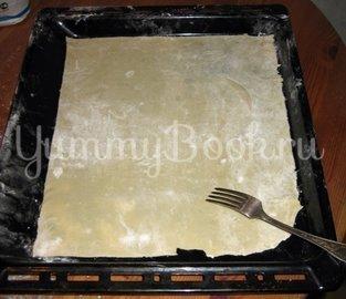 Торт Наполеон со сметаной - шаг 9