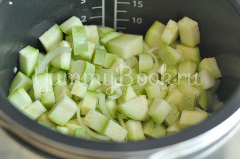 Суп-пюре из кабачков - шаг 1