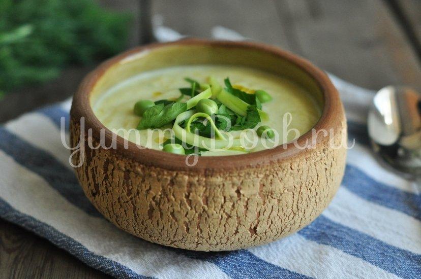 Суп-пюре из кабачков - шаг 5