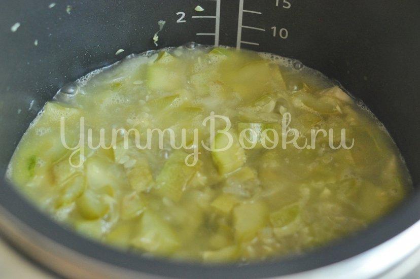 Суп-пюре из кабачков - шаг 2