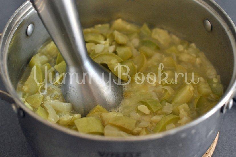 Суп-пюре из кабачков - шаг 3