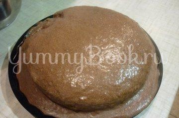 Шоколадно-банановый бисквитный торт - шаг 24