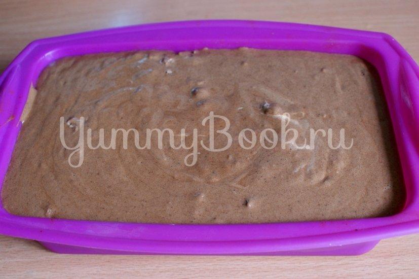 Шоколадный семифредо с бисквитом - шаг 9