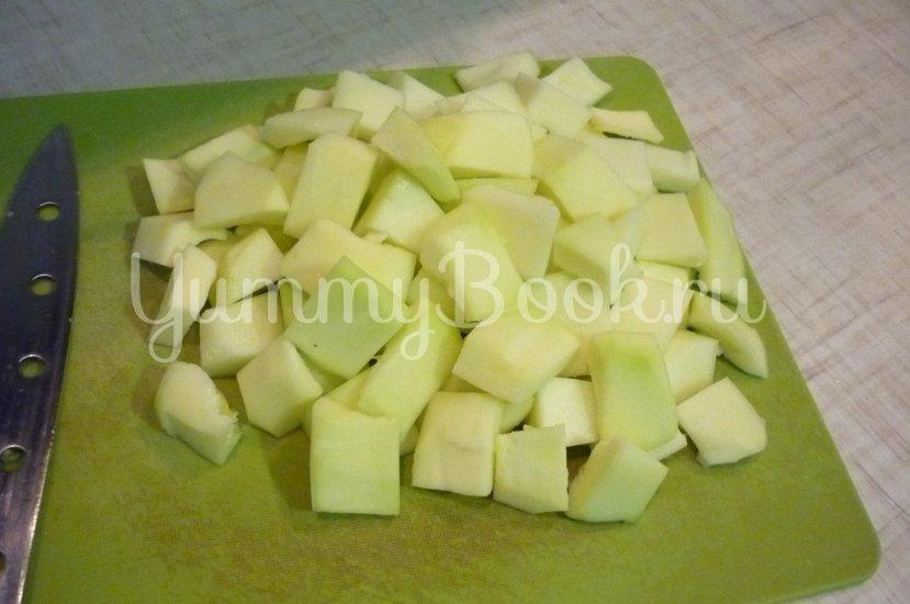 Летнее рагу из овощей - шаг 2
