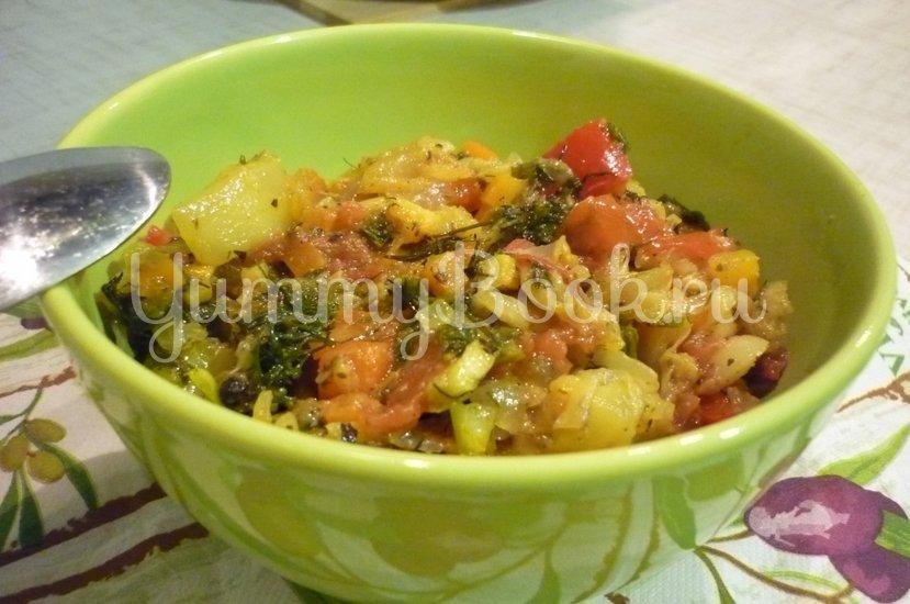 Летнее рагу из овощей - шаг 35