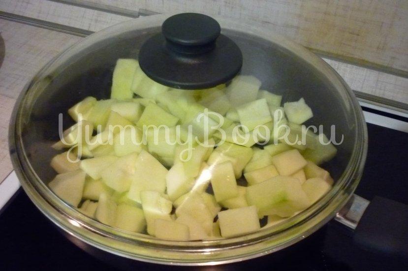 Летнее рагу из овощей - шаг 9