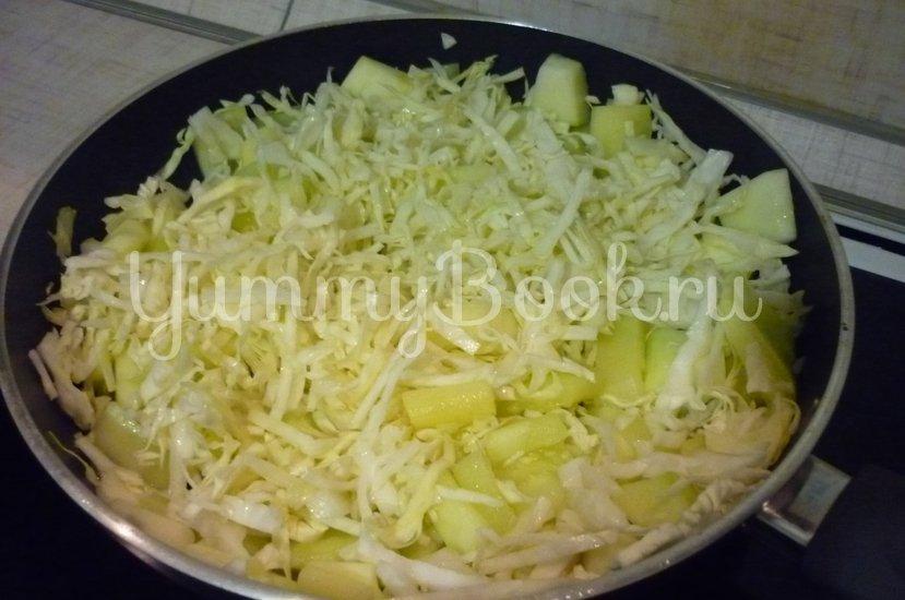 Летнее рагу из овощей - шаг 20