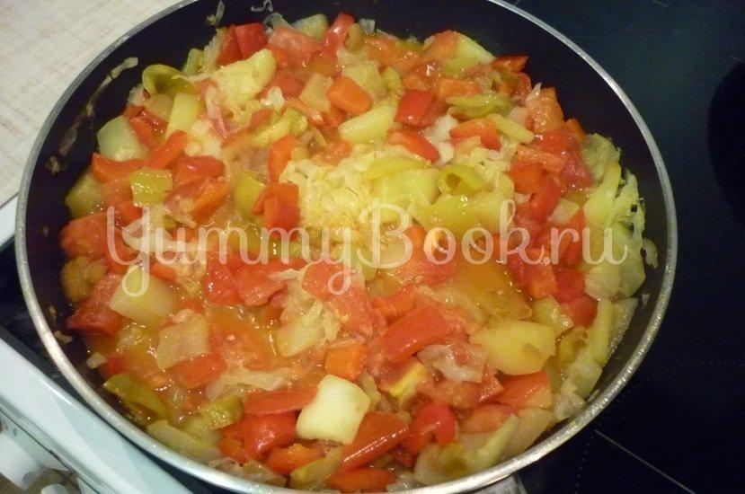 Летнее рагу из овощей - шаг 31