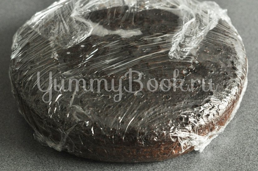 Шоколадный пирог на сметане в мультиварке - шаг 6