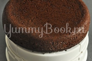 Шоколадный пирог на сметане в мультиварке - шаг 5