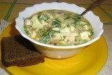 Окрошка (холодный суп)