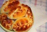 Домашние пирожки с грибами