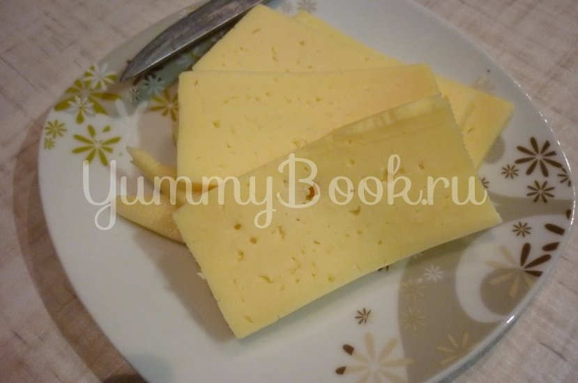Картофель, запечённый с помидором, маслинами и сыром - шаг 12