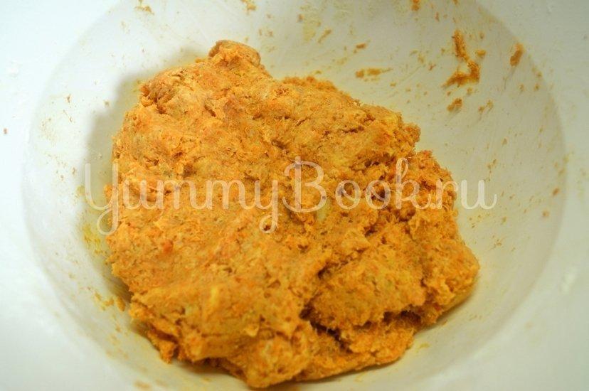 Морковно-яблочное печенье - шаг 4