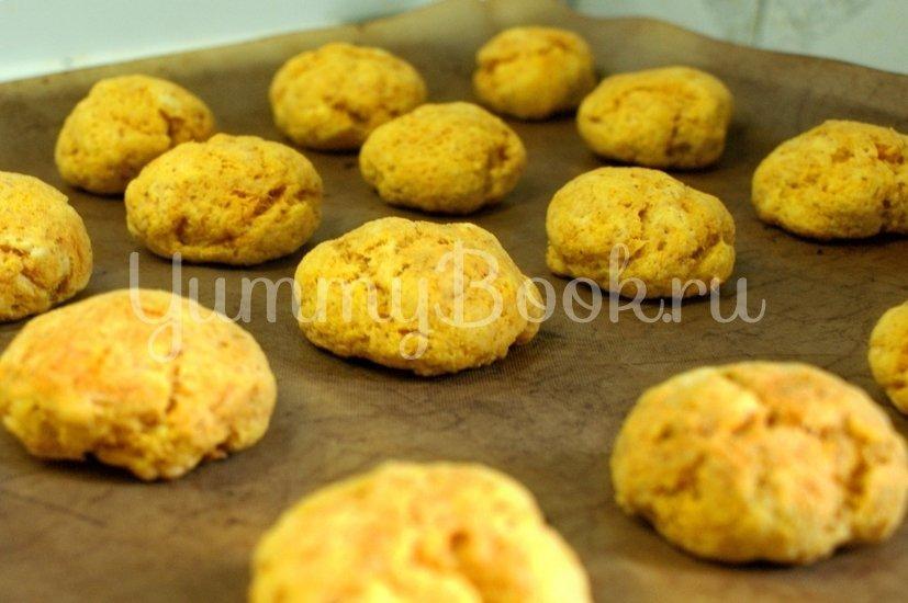 Морковно-яблочное печенье - шаг 6
