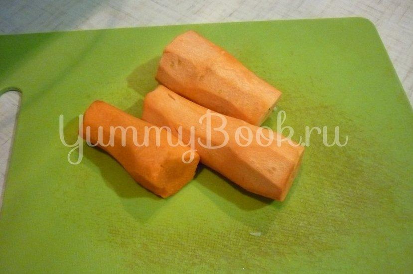 Запеканка из кабачков и фарша под сырно-яичной заливкой - шаг 8