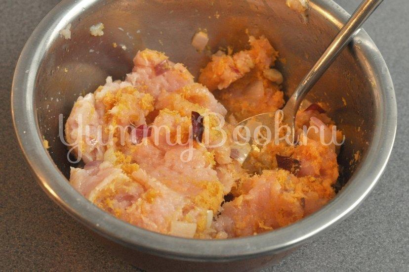 Овощная запеканка с курицей - шаг 5