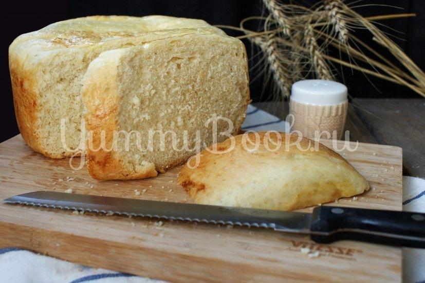 Белый хлеб в мультиварке - шаг 6
