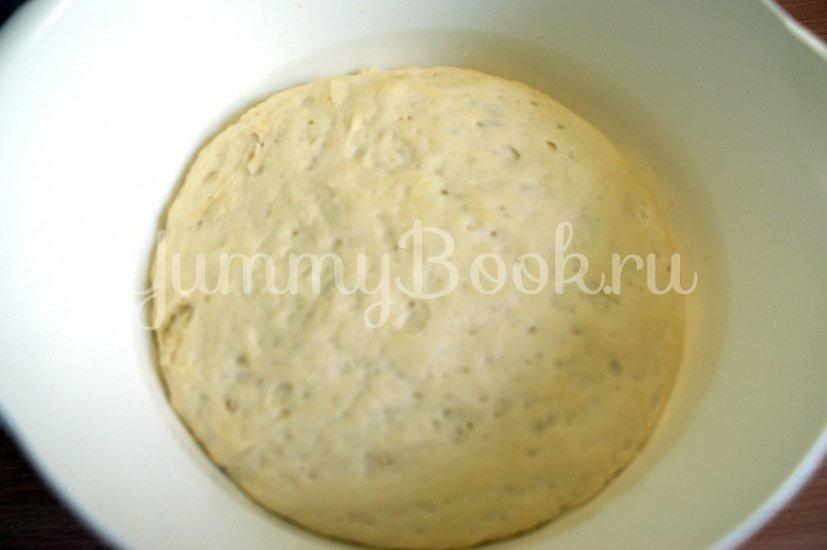 Белый хлеб в мультиварке - шаг 2