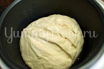 Белый хлеб в мультиварке - шаг 3