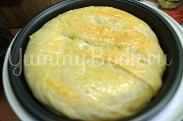 Белый хлеб в мультиварке - шаг 5
