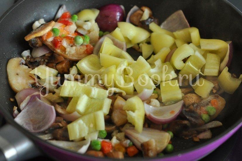 Овощи в кисло-сладком соусе - шаг 5