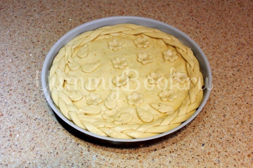 Пирог с горбушей - шаг 4