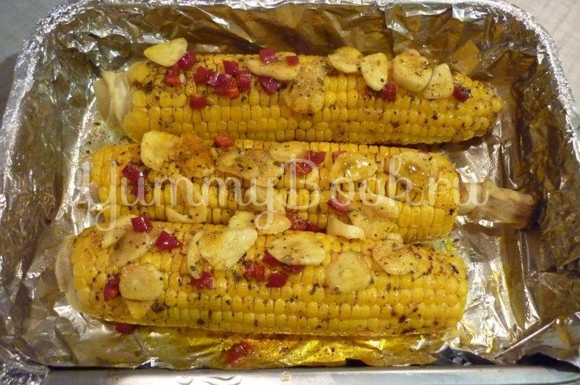 Запечённая кукуруза с остринкой - шаг 10