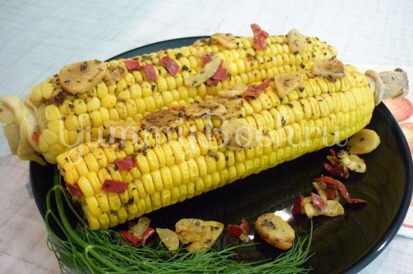 Запечённая кукуруза с остринкой - шаг 12