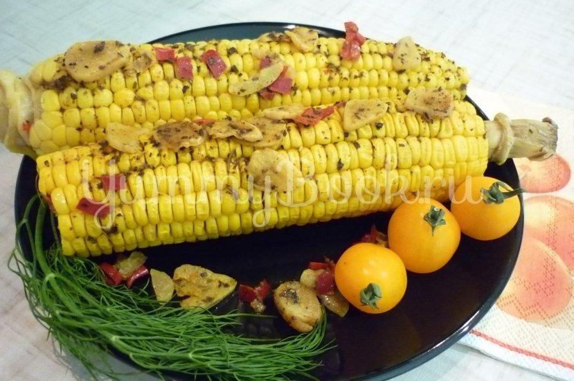 Запечённая кукуруза с остринкой - шаг 13