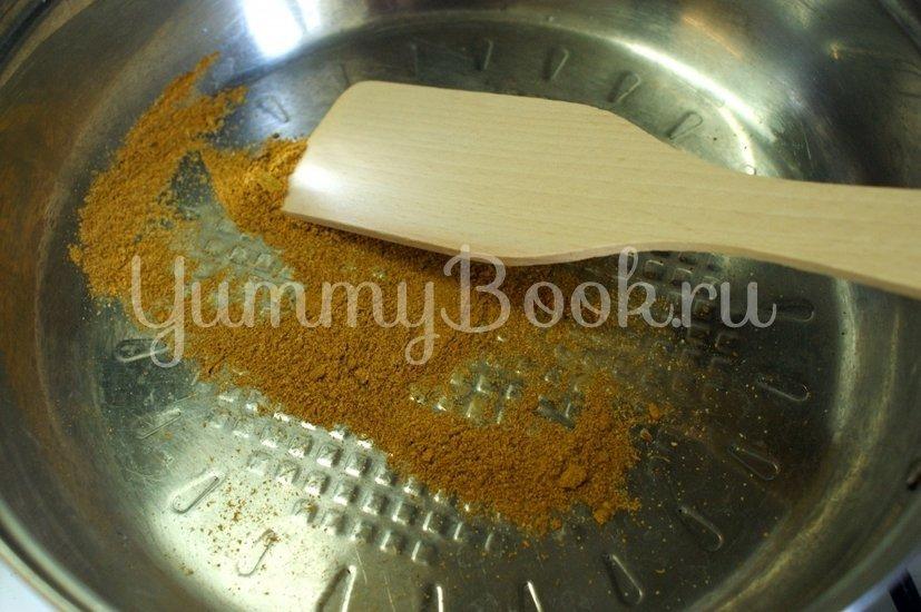 Куриные фрикадельки в соусе из кокосового молока - шаг 3