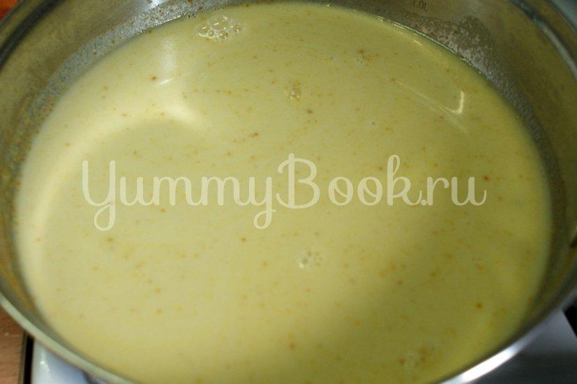 Куриные фрикадельки в соусе из кокосового молока - шаг 5