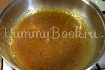Куриные фрикадельки в соусе из кокосового молока - шаг 4