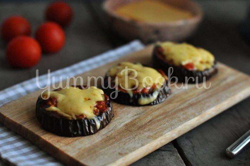 Баклажановая пицца - шаг 7