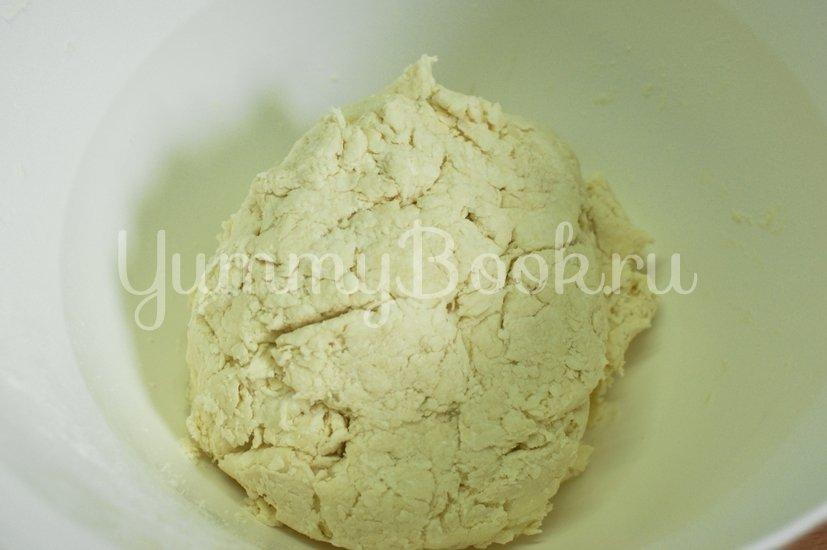 Творожное печенье - шаг 2