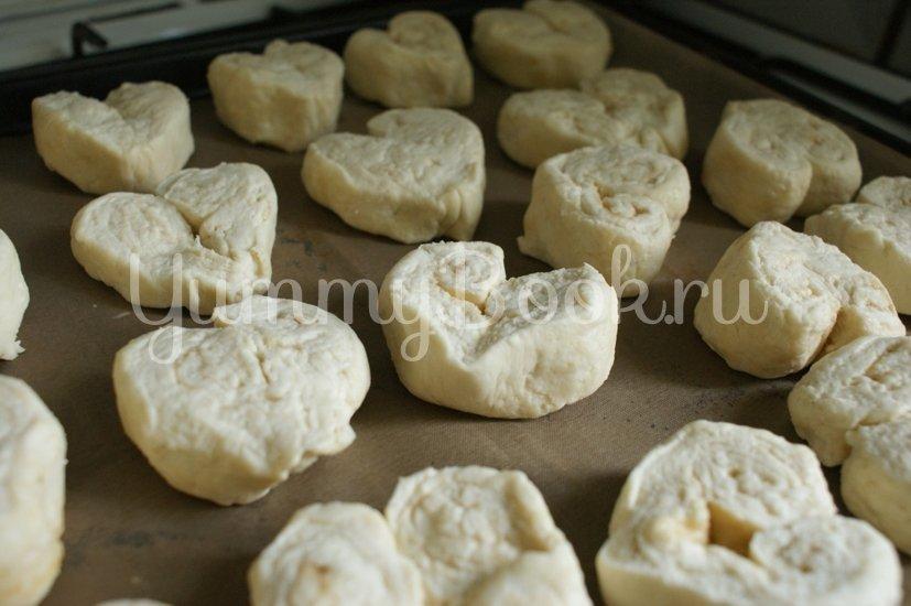 Творожное печенье - шаг 10