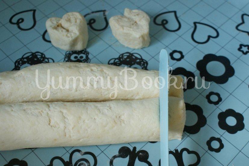 Творожное печенье - шаг 9