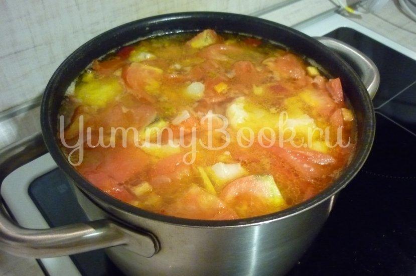 Лёгкий куриный суп с цветной капустой - шаг 23