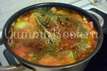 Лёгкий куриный суп с цветной капустой - шаг 24