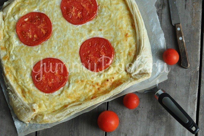Сырный пирог или большой Хачапури