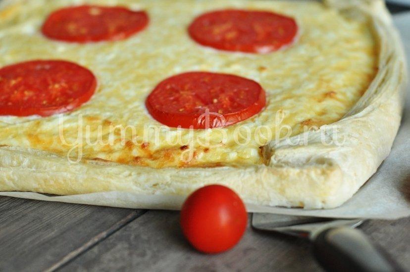 Сырный пирог или большой Хачапури - шаг 9